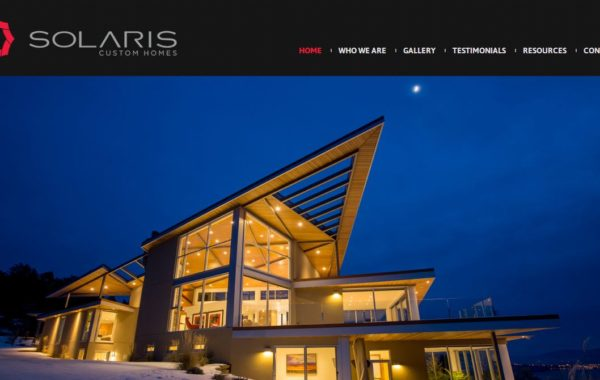 Solaris Custom Homes