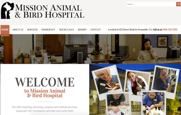 Mission Animal & Bird Hospital