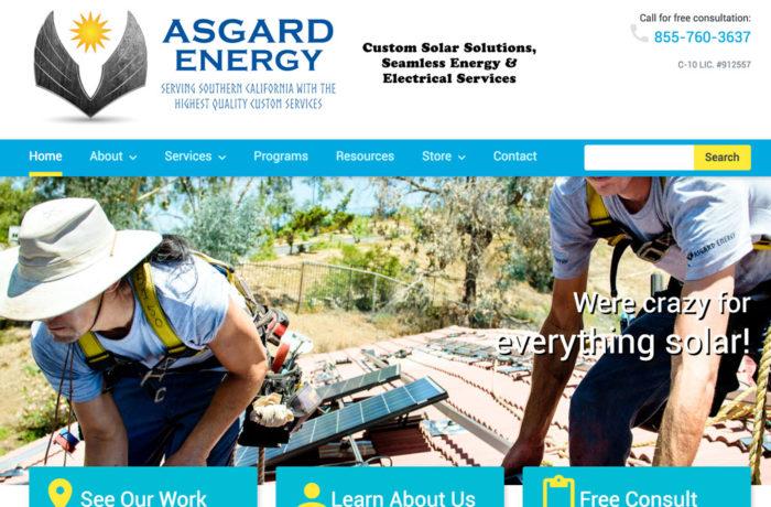 Asgard Energy Co.
