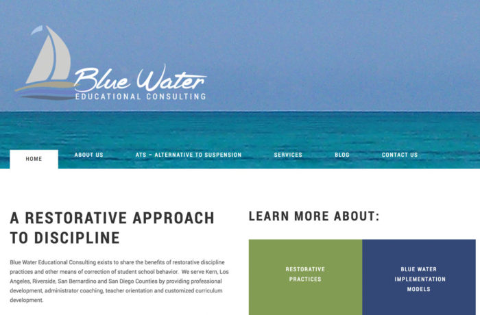 Blue Water Educational Consulting