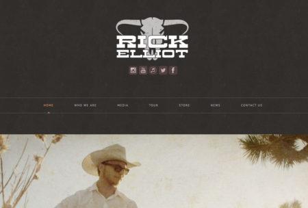 Rick Elliot Music